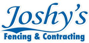 Joshy's Fencing & Contracting LLC Logo